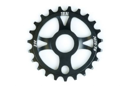 Total BMX Rotary Sprocket - Black 28 Tooth